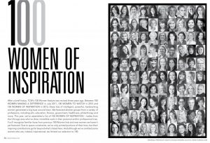 100 Inspirational Women / Today's Chicago Woman