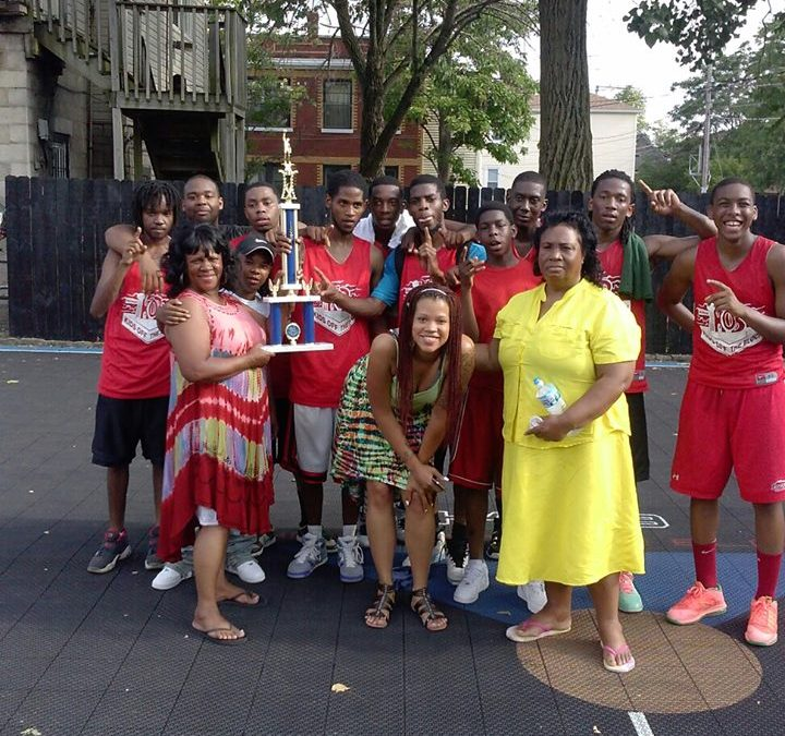 """KOB Basketball """"Peace Championship"""" Game"""