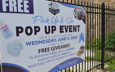 """Pick Up & Go"" Event"